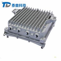 Tableau de boîtier d'alimentation Boîtier en alliage en aluminium moulé boîte étanche