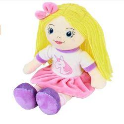 Hechos a mano de felpa suave muñeca de tela de Peluche Juguetes regalos