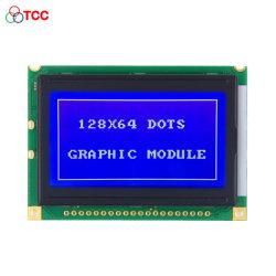 20 LEDのバックライトが付いているPinの穂軸128X64/12864の図形LCD表示のモジュール