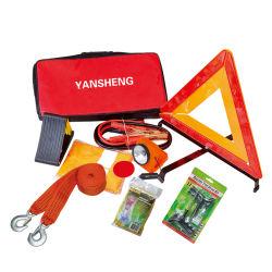 Ferramentas de assistente na estrada com Compressor de ar para a Segurança Automóvel Kit de Emergência