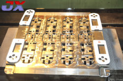 カスタム中国の工場電気部品の電子部品のABSプラスチック形成の注入
