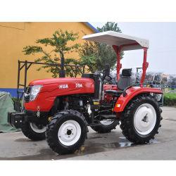 Nuevo Producto Mini Tractor de ruedas pequeñas Yto Granja motor tractor 4WD de 30 CV