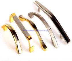 Nette Noten-Aluminiumdrehknopf-Tür-Griff-Schrank-Fach-Drehknopf-Möbel-Befestigungsteile