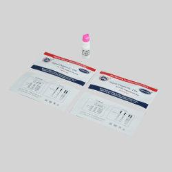CE&Certificado ISO HCG el embarazo precoz Kit de prueba rápida