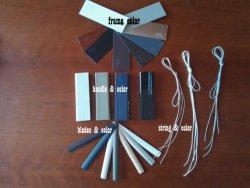 Эбу АБС, POM, PE, РР жалюзи компонент для магнитного затвор в сборе