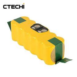 Ctechi 14.4V 3000mAh استبدال بطارية تفريغ iRobot Roomba 500 550 560 570 610 780