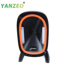 Yanzeo S888 1D/2D RS232 USB de imagens do scanner de código de barras omnidirecional sensor direccional Topspeed Plataforma de Imagem do leitor de código de barras