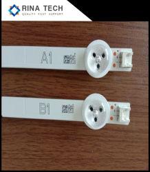 32 ' Fahrwerk-Fernsehapparat-Hintergrundbeleuchtung-Streifen/Stab/Stange, quadratische LED