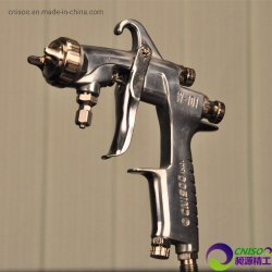 Common HVLP Pistolet de pulvérisation miroir Siliver revêtement chromé W-101