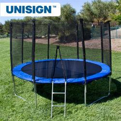 Les trampolines 244/305 cm Set complet avec filet de sécurité du trampoline pour enfants