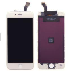 Ecran LCD blanc avec un numériseur Assemblée de l'écran pour iPhone 6