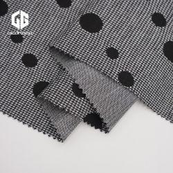 De in het groot van de Katoenen van de Vlek Stof Nylon Polyester Gebreide Jacquard van de Stof