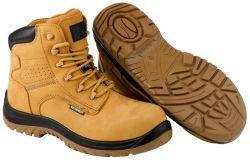 2021 moda hombres certificado CE peso ligero de trabajo de seguridad Zapatos de instructores de zapatos de seguridad con puntera de composite y la placa de la resistencia de punción