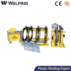 Saldatrice a fusione di testa da 630 800mm/giuntatrice per tubi in HDPE/saldatura PPR Macchina/saldatura di testa idraulica/saldatrice per tubi/raccordo per tubi in plastica