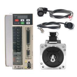 Cer-Bescheinigung 130mm elektrisches Auto-Motor des Wechselstrom-Servomotor220v 2.3kw 15nm, Servomotor und Fahrer, Nähmaschine-Motor für Fräsmaschine