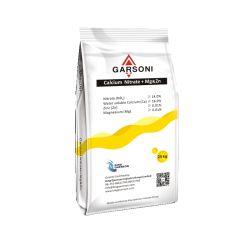 Fertilizante Soluble en agua, el nitrato de calcio + Mg+Zn