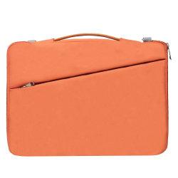 Saco de ombro de 13 polegadas de alta qualidade, alça de nylon engrossar a luva do laptop para o MacBook