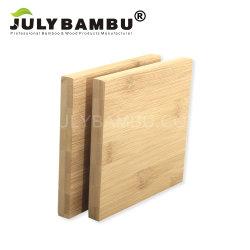 O bambu painéis de fibras de madeira contraplacada de bambu 15mm para mobiliário FSC