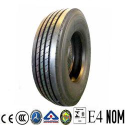 مصنع الجملة إطارات الشاحنات / إطارات جميع الإطارات الفولاذية للخدمة الشاقة / إطارات المقطورة / إطار نصف قطري (1100R20، 295/80R22.5، 315/80R22.5، 11R22.5، 265/70R19.5)