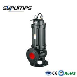 Fabricante centrífugos eléctrico irrigação de drenagem de águas residuais bombas submersíveis sujos de perfuração profunda dos resíduos e da bomba de água Submersível Bomba de Água