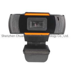 Usb 2.0 DE ALTA DEFINICIÓN 1080P Webcam ordenador cámara de vídeo conferencia Chat