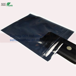コンピューター製品のパッキングのための帯電防止ジップロック式の袋