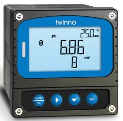 컬러 LCD 디스플레이 산업용 온라인 pH/ORP 컨트롤러/모니터