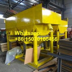 Gabarito de Minerais ferro de ouro de separação do separador Coltan Barita Minério de manganês