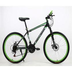 Piscina de 24 pulgadas de ciclismo MTB de 26 pulgadas de fibra de carbono del bastidor Sreel bicicletas Mountainbikes para adultos