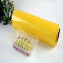 좋은 뻗기 PVC는 PVC 필름 음식 급료 플라스틱 달라붙는다 포장 식품 포장 필름 달라붙는다 달라붙는다