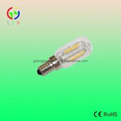 Het LEIDENE E14 Licht van de Gloeidraad, de Lampen van de LEIDENE T25 Decoratie van de Gloeidraad, LEIDENE T25 Oude E14 Bollen