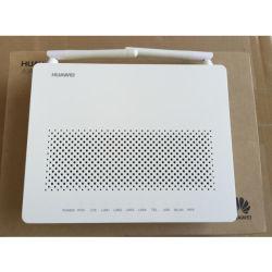 De Modem van Wei Hg8546m Gpon Ont ONU van Hua, 4fe+USB+WiFi, met Engelse Ingebouwde programmatuur van de Interface van 2 Antennes de Eind Draadloze, de Stoppen van de EU