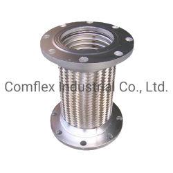 フランジ、304/316/321軟らかな金属が付いている普及したステンレス鋼の適用範囲が広いホース環状のHose*