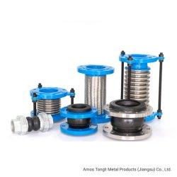 排気補償器ステンレススチールフレキシブル金属蒸気ベローズ拡張ジョイント