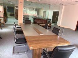 Personen-Konferenztisch-Luxuxsitzungs-Konferenztisch-Konferenztisch-Sitzungs-Schreibtisch der Büro-Möbel-8