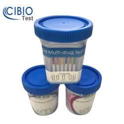 Fácil de usar orina Prueba de drogas tazas con resultados precisos y instantánea
