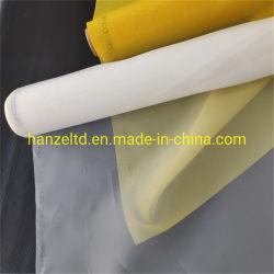 Polyester-Einzelheizfaden-Leinwandbindung 380 350 Ineinander greifen-Silk Bildschirm-Drucken-Ineinander greifen