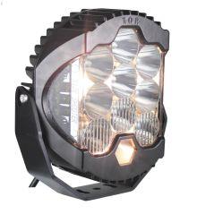 """9 """"車のトラックのレーザーLEDのドライビング・ライトと対等なオフロードドライビング・ライト9のインチ150Wのための高い発電LEDの点ライトラパスとLp9"""