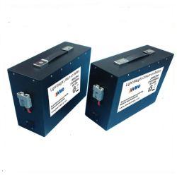 دورات تشغيل دواسة E قابلة للطي كهربائيًا بقدرة 36 فولت 20 أمبير/الساعة بطارية LLiFPO4 الخاصة بالموتوسيكل للتنقل بطارية أيون الليثيوم 36 فولت 20ah