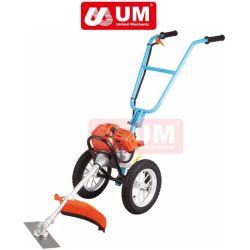 Um 2 Takt Hochwertige Power Tool Benzin Handgriff Drücken Sie Den Bürstenschneider/Die Grasschneidemammer