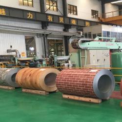 Tyd Prepainted galvanizado bobina de aço revestido de cor de Aço de ferro
