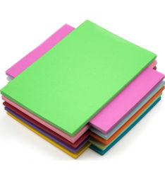 A4 du papier copie couleur pour le bureau/impression 70 g 75 g 80 g