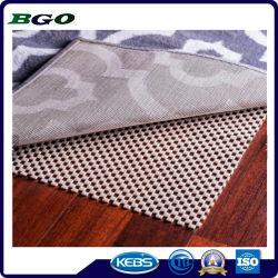 Eco-Friendly 400g/420g/440g White PVC Foam Carpet Underlay 비 Slip Floor Mat