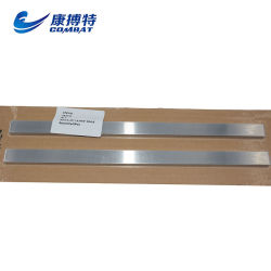 17g/CC High Density W90nife/Cu Tungsten Alloy Blad/Plate per kg Prijs