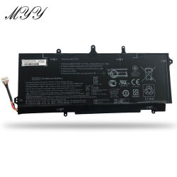 Batterie rechargeable Li Notebook PC Portable d'alimentation batterie BL06XL pour ordinateur HP Elitebook Folio 1040 G0 G1