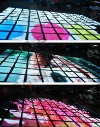 IP65 Rigeba Piscina 61*61cm P10 DJ Discoteca Fase Partido Dança Vídeo Dança para o evento mostrar