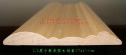 2021 Slattings la sélection de stores en bois de tilleul Matériau de la Russie (SGD-W-5068)