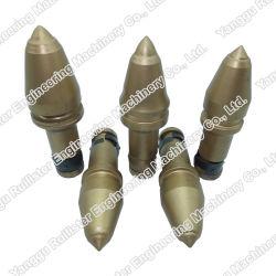 25 mm gereedschap voor het snijden van ronde schachten en tunnelen