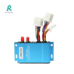 GPS du véhicule Tracker avec appareil photo/RFID/capteur de niveau de carburant et le débitmètre