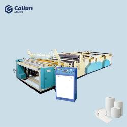 Di alta qualità carta igienica automatica del rullo enorme in pieno che fa la macchina di riavvolgimento